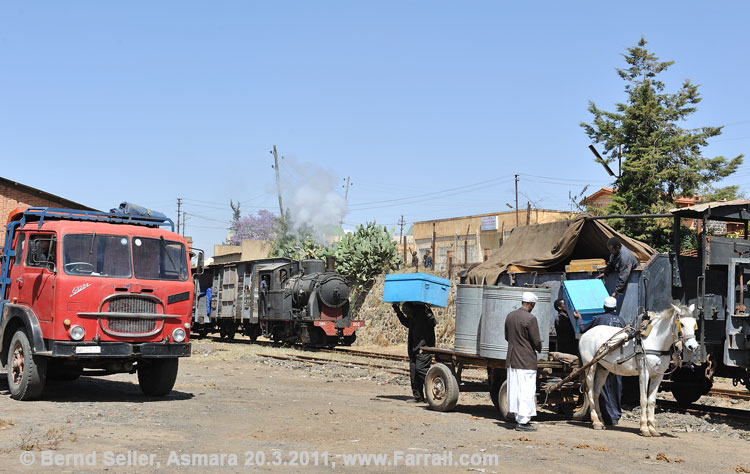 202 002 in an Asmara loading scene