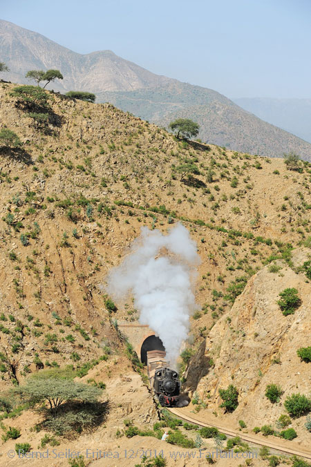 Steam in Eritrea