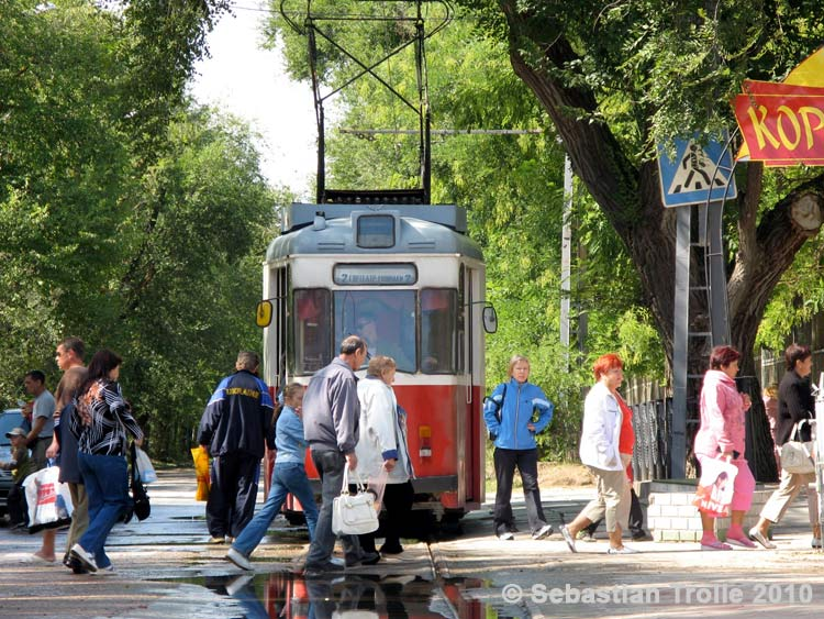 Gotha-trams in Ukraine